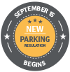 New Parking Regulation