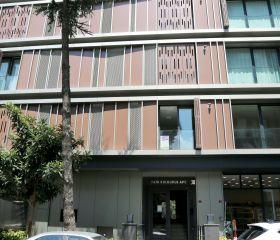 Faik Burgurlu Apartment, Kadıköy