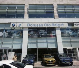 Borusan, Balgat
