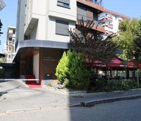Petek Apartment, Kadıköy