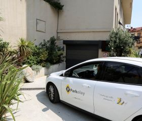 Nef 06, POINTS, Kağıthane, Parkartı Tam Otomatik Otopark Sistemi
