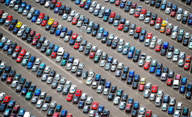 Impact of Parking Spaces On Urbanization