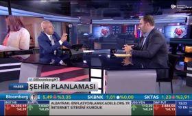 Müştak Ağrikli was a guest of Bloomberg HT News
