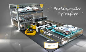 Parkolay Products Will Be Exhibited At Bau 2019 Munich On 14 To 19 January 2019