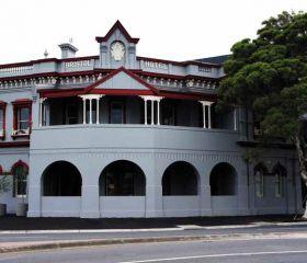 Bristol Hotel, Melbourne, Australia, Parkist 11-Parkist 22, Kuyulu Tip Mekanik Otopark Sistemi