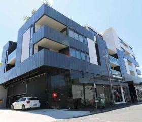 Brunswick, Melbourne, Australia, Parkonfor 111 PT, Semi Automatic Parking System with Pit and Pass Through