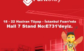 We are pleased to invite you to visit our booth at 42st Yapı Fair - Turkeybuild Istanbul
