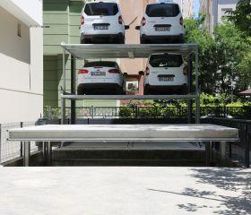 Uzunal Vizyon, Burak Palas Apartment, Parkist 222, Parkist C Series
