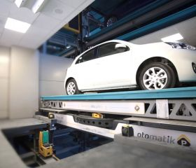 Manisa Fully Automated Car Parking, City Center, Parkule 100