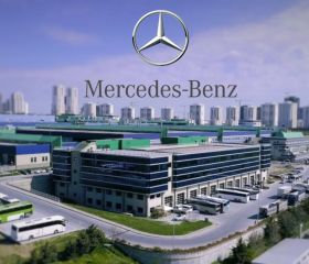 MERCEDES BUS FACTORY BUILDING Number. 19