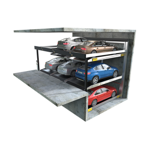 Parking Systems With Pit