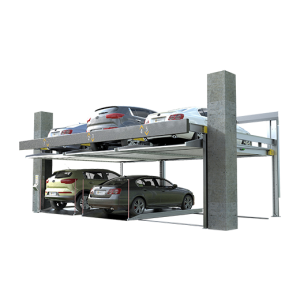 Parking Systems Without Pit