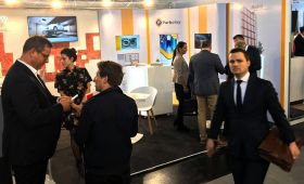 Avrupa'nın en büyük emlak ve yatırım fuarı olan Expo Real'in tek Türk markası PARKOLAY oldu