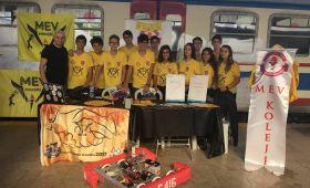 MEV Makers Takımına Başarılar Dileriz
