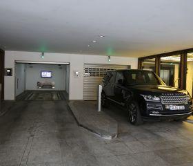Maçka Suıtes, Beşiktaş Fully Automated Car Parking System, Residential