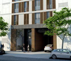 Calle Manuel Gonzalez Longorıa, 10, Madrıd, Spaın, Parkule 100, Fully Automated Car Parkıng System